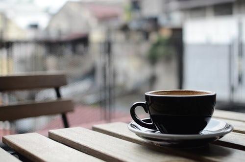 knaap diætist personlig træner kaffe