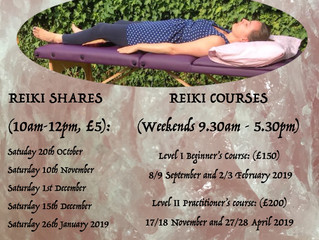 Great Success for Reiki at the Hutton Poplars Lodge