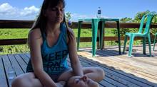Reiki on the Deck