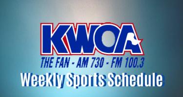 Sports Broadcasts week of Feb 8th