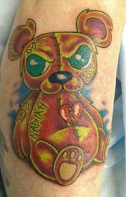 Custom Teddy Bear for Daughter