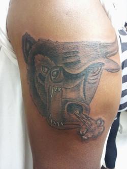 Custom Chicago Bull Bear