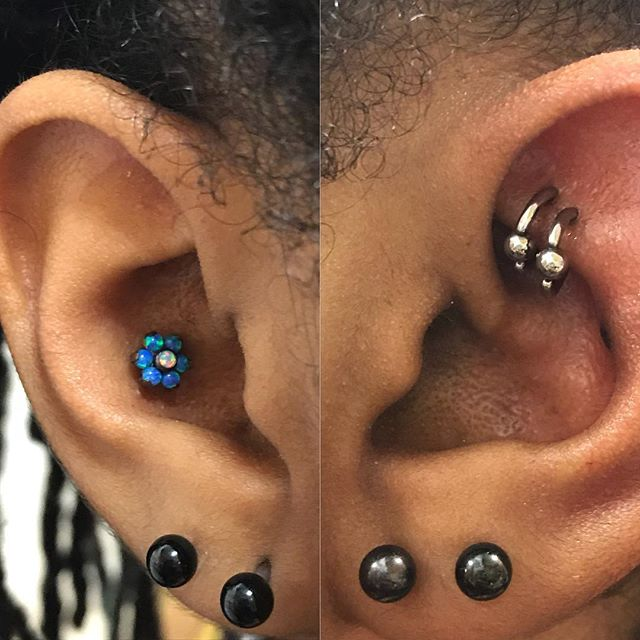 Yes I do piercings too! #notw #notwtatto