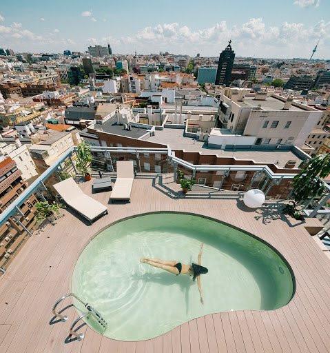 Arquitectura y diseño / Idoia Otegui. Atico en Madrid.