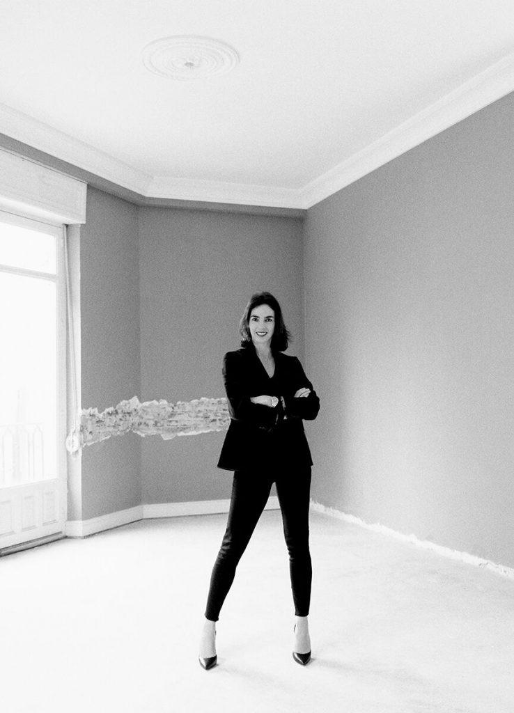 Lourdes Treviño Quirós alma mater de Freehand Arquitectura
