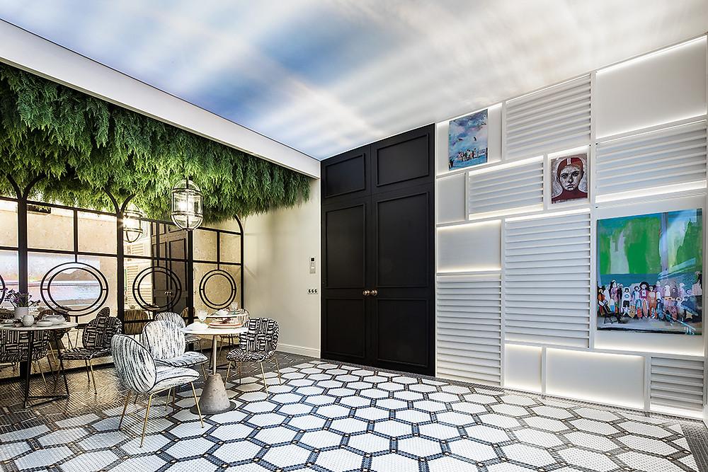 San Sebastian by Freehand Arquitectura en Casa Decor