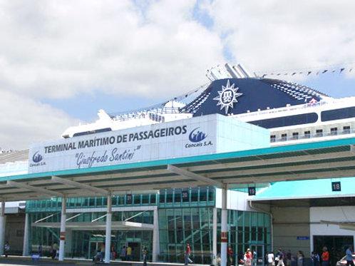 Traslado para Porto de Santos (Hatch)