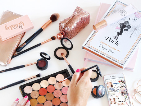 How to create a flatlay in 7 easy steps