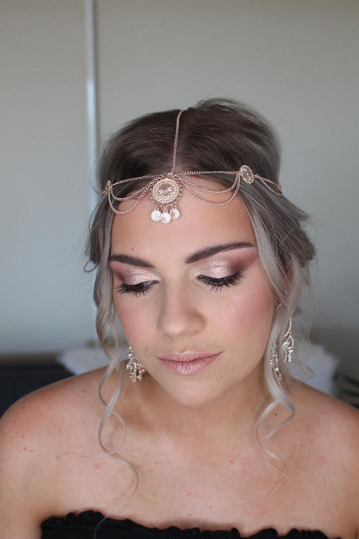Formal Prom Makeup Tannum Sands
