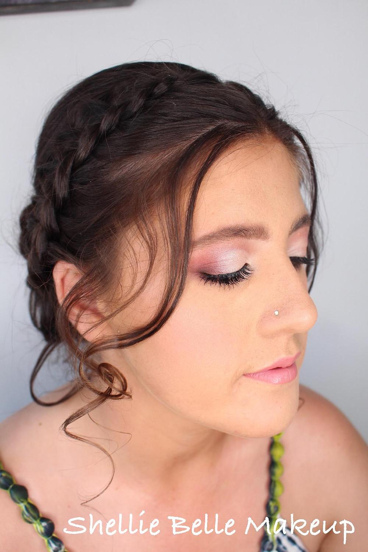 Formal Prom Makeup Artist Gladstone Tannum