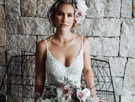 Styled Wedding Photo Shoot