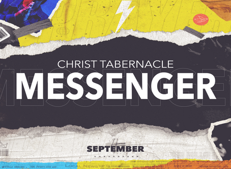 CTAC Messenger /// September Newsletter