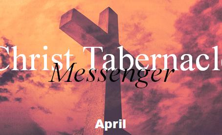 CTAC Messenger /// April Newsletter