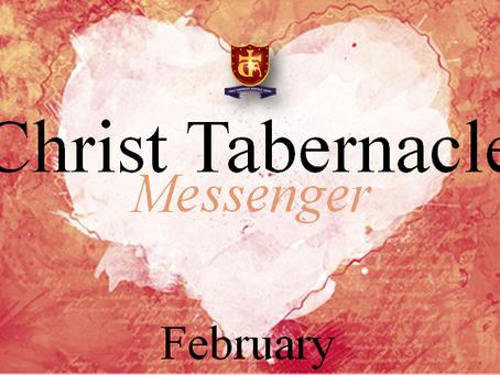 CTAC Messenger /// February Newsletter
