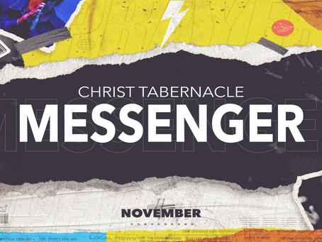CTAC Messenger /// November Newsletter
