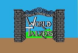 World Talkers: An Unofficial Evermore Fancast Official Logo