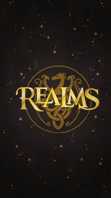 Evermore Realms Logo Wallpaper