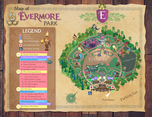 Evermore Park's map