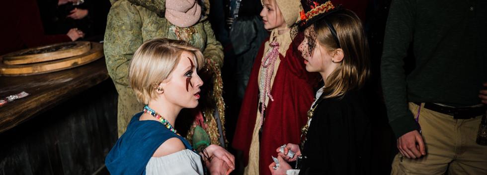 Kyrah and Imelda Speak to World Walkers