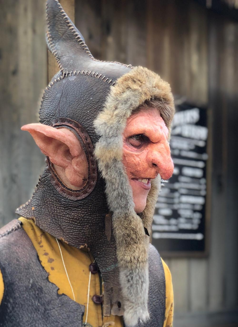 Grimey Goblin