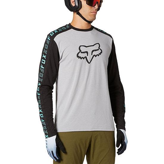 Ranger Drirelease Long Sleeve Jersey Grey