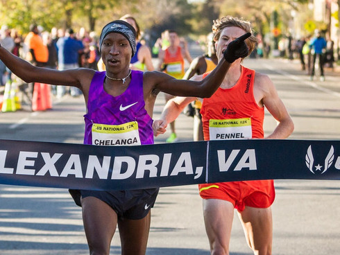 Sam Chelanga Joins ADP; Chelanga & Bor To Race US 5k