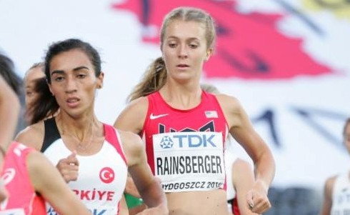 Rainsberger Breaks US HS 3k Outdoor Record At World Champs