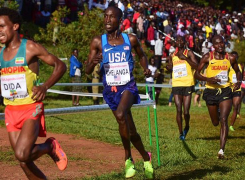 Chelanga Finishes11th At World Cross CountryTo Lead Team USA To 5th