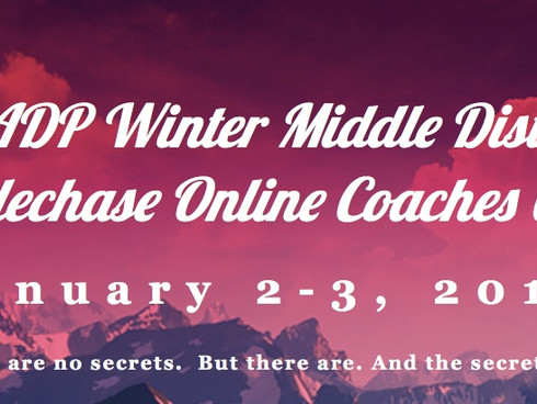 2018 ADP Winter Middle Distance/Steeplechase Online Coaches Camp Announced; Olympian Clayton Murphy'