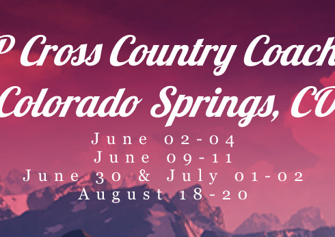 2017 Summer Cross Country Coaches Mentoring Camps