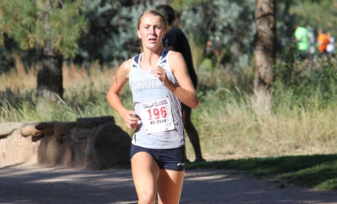 Rainsberger Posts Fastest Time In The Nation