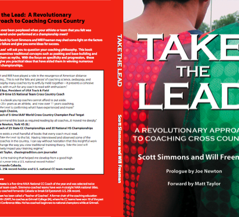 Book: Take The Lead: A Revolutionary Approach To Coaching Cross Country
