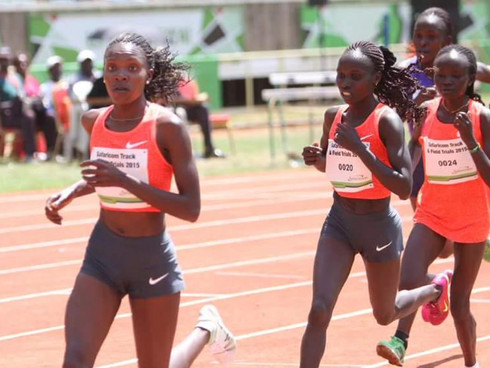 Betsy Saina 2nd In Kenyan Trials For Beijing World Championships