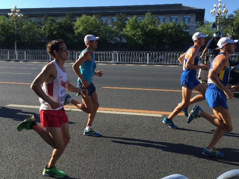 Burrell 25th In Marathon At Beijing World Championships