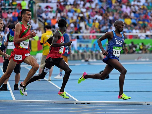 Hillary Bor Runs 8:13.68 To Post U.S.#8 All-Time Steeplechase
