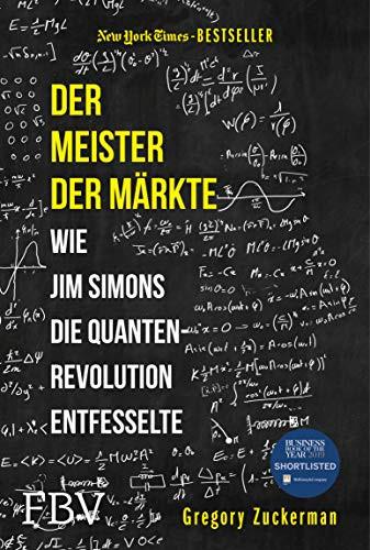 """Buchreview: """"Der Meister der Märkte: Wie Jim Simons die Quantenrevolution entfesselte"""""""