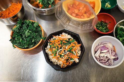 7 Day Low Fat Vegan Recipe Guide
