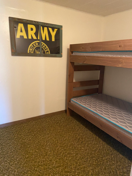 Go Army Room