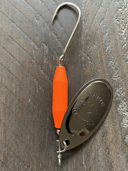 Hyper Orange/Black Nickel