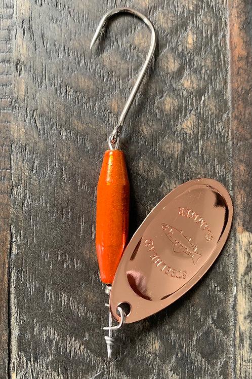 Blazin Orange/Copper
