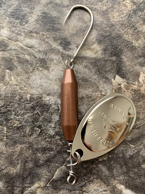 Flat Copper/Nickel (with fine copper flake)
