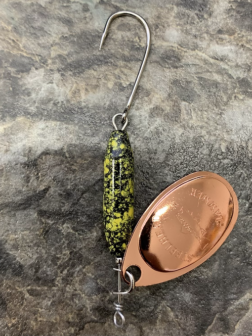 Bumblebee Splatter/Copper