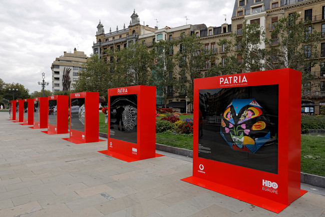 Exposición San Sebastián