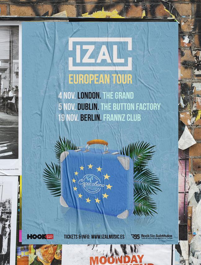 poster izal