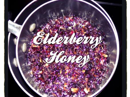 Elderberry Honey
