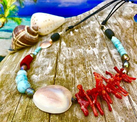 Islands Away Necklace