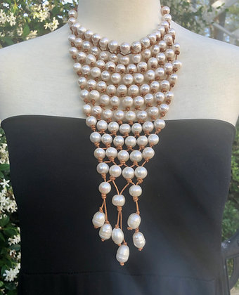 """Donna D'Isola """"Island Crest"""" Necklace"""