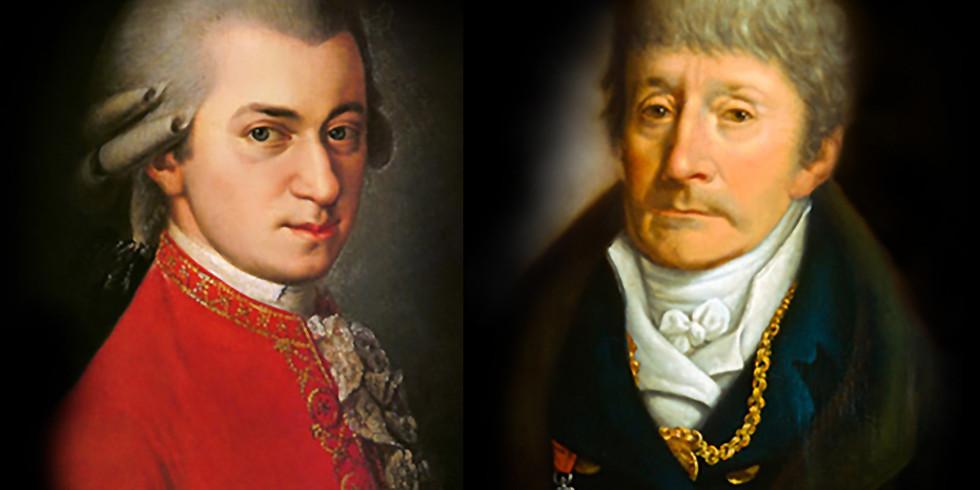 Mozart v. Salier