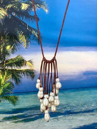 Island Rain Necklace