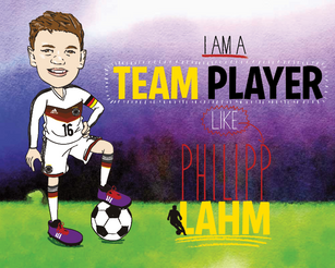 PHILIPP LAHM IS A TEAM PLAYER